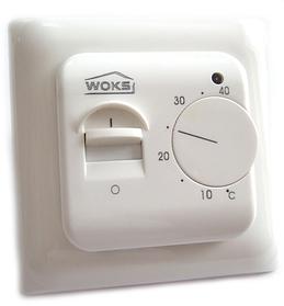 Терморегулятор для теплого пола Woks RTC 70.26