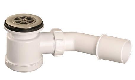 Сифон для душевых поддонов ТМ McAlpine HC26SSCB, фото 2