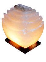 """Соляная лампа """"Пагода"""" 3-4 кг (Украина)"""