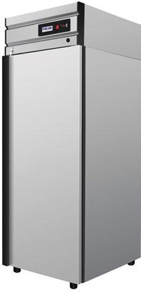 Холодильный шкаф Polair CМ107-G ШХ-0,7 (нерж.)