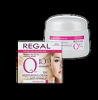 Дневной увлажняющий крем против морщин Regal Q10+ Minerals для сухой и чувствительной кожи
