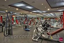Резиновые спортивные покрытия 8113 для тренажёрных залов , фото 3