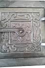 Дверка прочистная алюминиевая (сажечистка) на защелке (155 х 155 мм.), фото 3