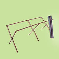 Карказ ( ноги) от торговаго раскладного стола 1х2,50 м