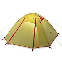 Палатка 2-х местная NatureHike P-Series II полиэстер зелёный NH15Z003-P
