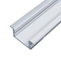 Профиль алюминиевый LED врезной 1000*7*22