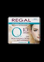 Дневной увлажняющий крем против морщин Regal Q10+ Refresh для нормального и смешанного типа кожи