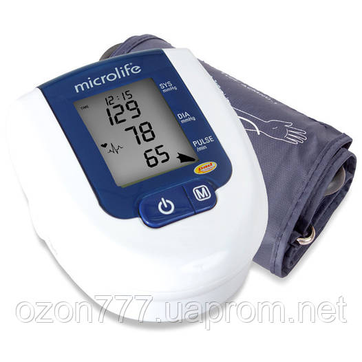 Автоматический тонометр Microlife BP 3AG1