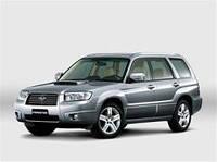 Лобовое стекло Subaru  FORESTER,Субару Форестер 2002-2008AGC
