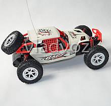 Машинка на радио управлении модель багги X-rave белая, фото 3