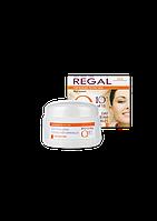 Витализирующий дневной крем против морщин REGAL Q10+ для нормальной и сухой кожи с SPF 15