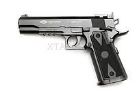 Пистолет пневматический Gletcher CST 304 (Colt 1911)