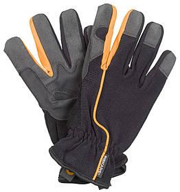 Перчатки Fiskars мужские рабочие размер 10 (1003477/160004)