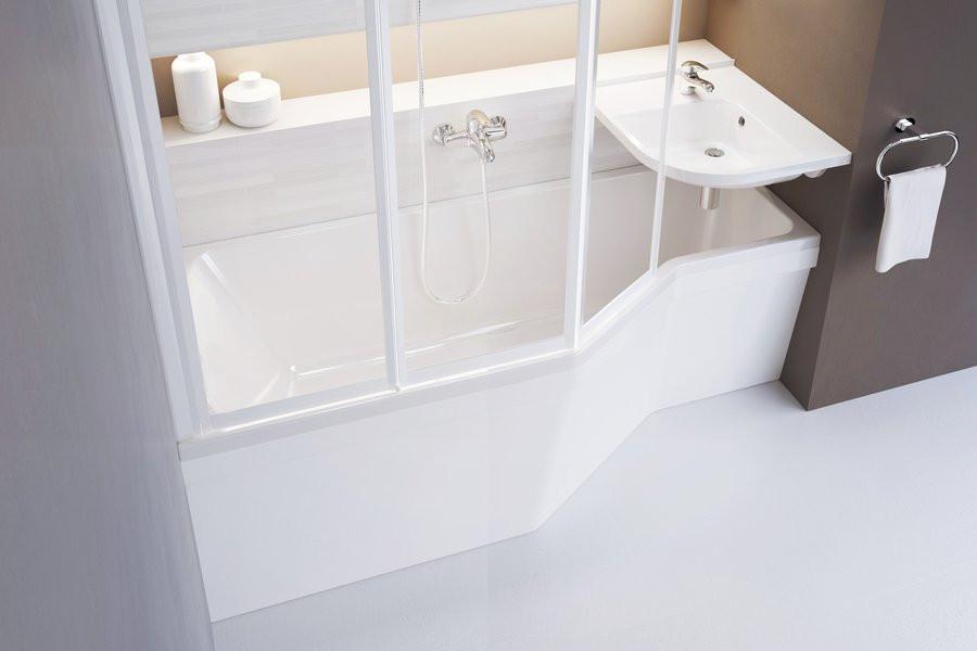 Ванна RAVAK BeHappy L/R 150x75