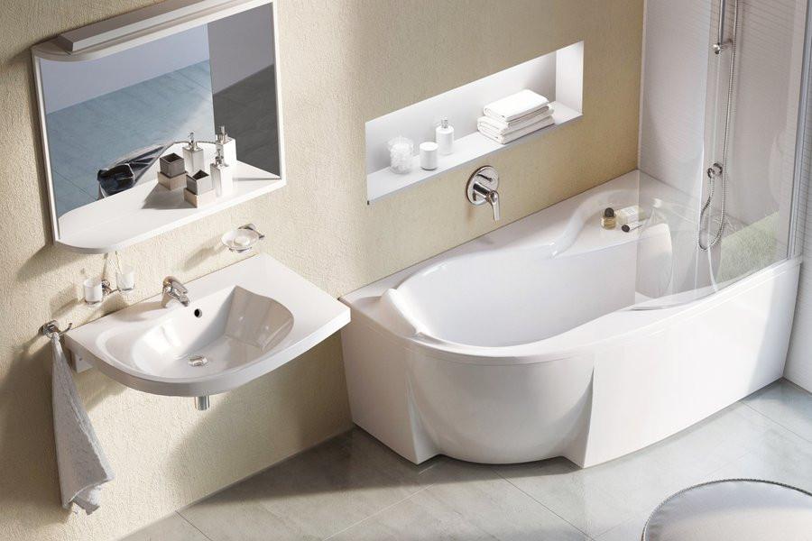 Ванна RAVAK ROSA 95 150x95  L / R