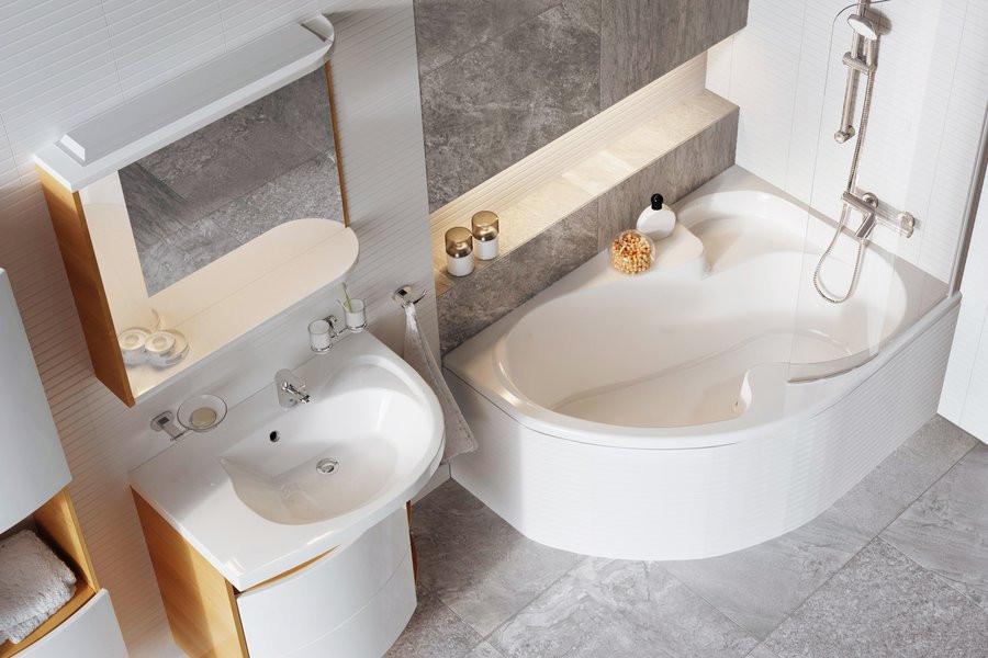 Ванна RAVAK ROSA I L/R 160x105