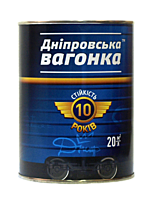 Днепровская  Вагонка темно-серый лак ПФ-133 0,85л