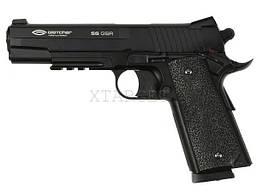 Пистолет пневматический Gletcher SS GSR (Sig Sauer)