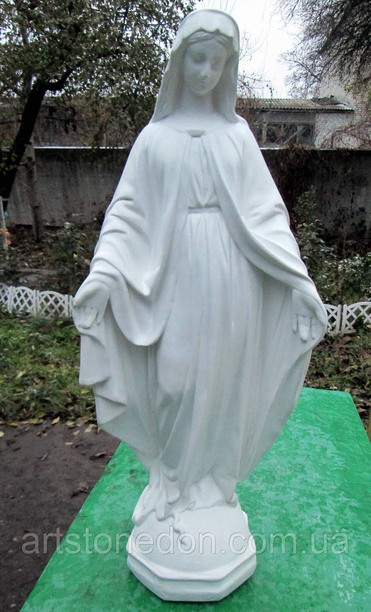 Статуя Матері Божої. Скульптура з бетону Богородиця 60 см