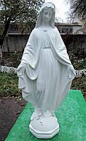 Статуя Матері Божої. Скульптура з бетону Богородиця 60 см , фото 1