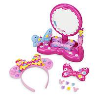 """Игровой набор """"Обруч Минни Маус"""" с зеркалом, бантами и аксессуарами , Disney"""