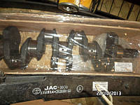 Вал коленчатый JAC 1020K, JAC 1020 KR