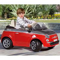 Дитячий електромобіль FIAT 500 Red 6V, Peg-perego, фото 1