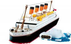 Конструктор COBI Титаник, 500 деталей COBI-1914