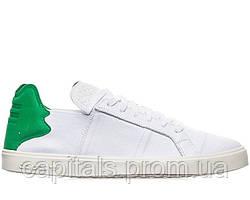 "Мужские кеды  Adidas Consortium x Pharell Willams ""Pink Beach With Green"""
