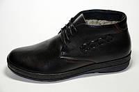 Зимние ботинки для мужчин: стиль и комфорт.