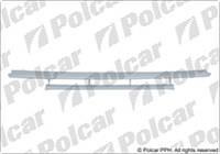 Спойлер бампера переднего для AUDI модели A1, 04.10-
