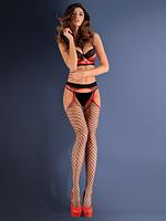 Эротические чулки с поясом Strip Panty Model 153 GABRIELLA