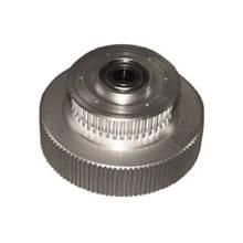 Мотори, сервоприводи і шківи для широкоформатних принтерів