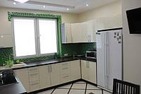 П-образная кухня возле окна, фото 1