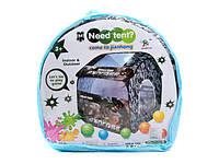 Детская палатка-чехол А999-207 для малышей 102х110х120 см