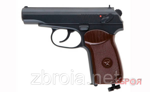 Пістолет пневматичний UMAREX MAKAROV