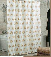 Шторка,занавеска в ванную комнату Miranda(Star Fish)