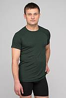 Термофутболка мужская KIFA реглан (ФМО-615) Зеленая NEW, фото 1
