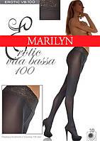 Колготки женские плотный эластан MarilynErotic100