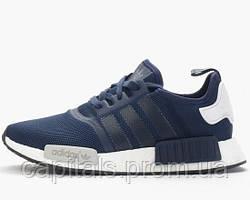 """Мужские кроссовки Adidas NMD Runner """"Core Blue"""""""