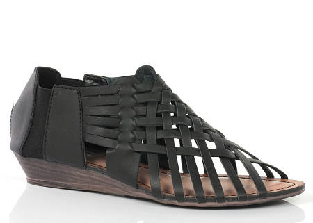 Женские сандалии CATHERIN Black!