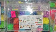 Набор резинок для волос (различные расцветки на выбор) 2015-35