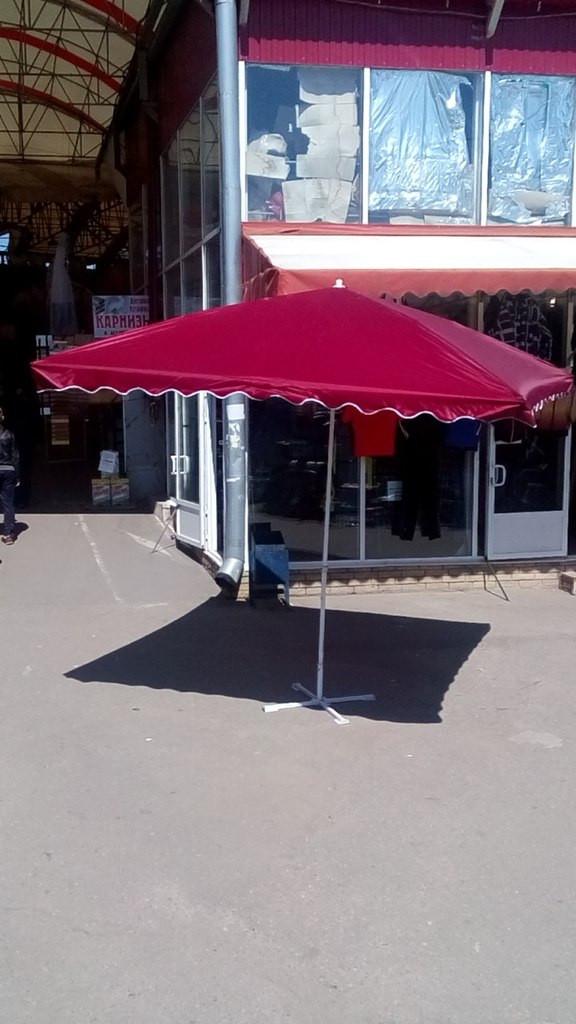 Зонт пляжный 3 м *3 м