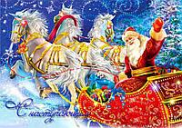 Новый год 24 Вафельная картинка