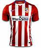 Футбольная форма Атлетико Мадрид (Atletico Madrid) 2016-2017 Домашняя
