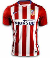 Футбольная форма Атлетико Мадрид (Atletico Madrid) 2016-2017 Домашняя, фото 1