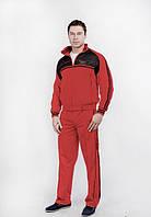 Спортивный костюм Montana черно-красный