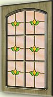 Пленочный витраж, рисунок №38