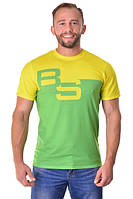 Футболка из полиэстера для мужчин CRASH 2 Berserk Sport зеленый