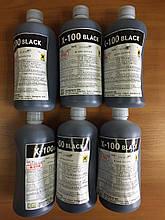 DGI INK X-100 масляные черные чернила для Xaar 128/40 и Xaar 500